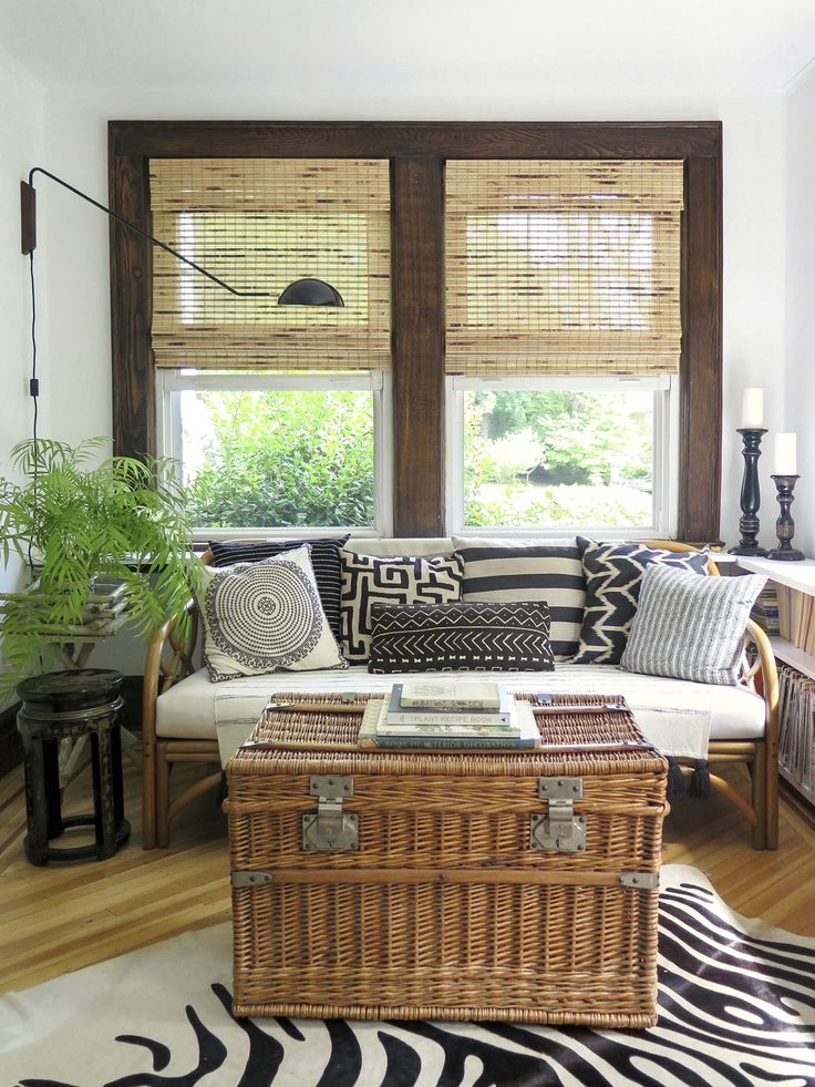 Global Moment - A Modern Bohemian Home in South Orange, New Jersey - Photos
