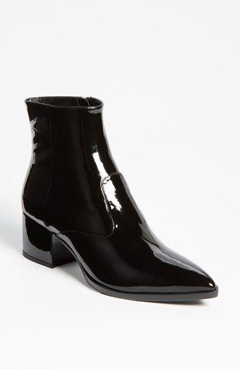 Miu Miu Pointy Toe Boot available at #Nordstrom