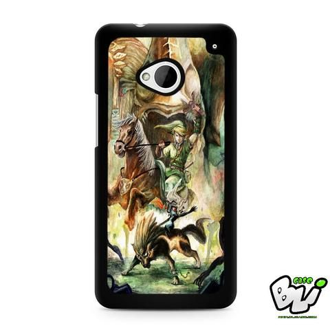 The Legend Of Zelda The Majora Mask HTC G21,HTC ONE X,HTC ONE S,HTC ONE M7,HTC M8,HTC M8 Mini,HTC M9,HTC M9 Plus,HTC Desire Case