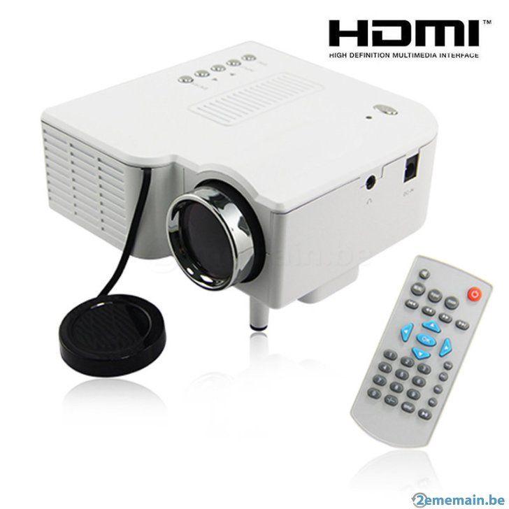 Mini videoprojecteur LED avec HDMI *nouveau - A vendre