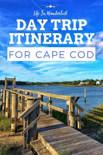 The Perfect Day Trip Itinerary for Cape Cod