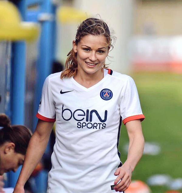 Laure Boulleau #PSG