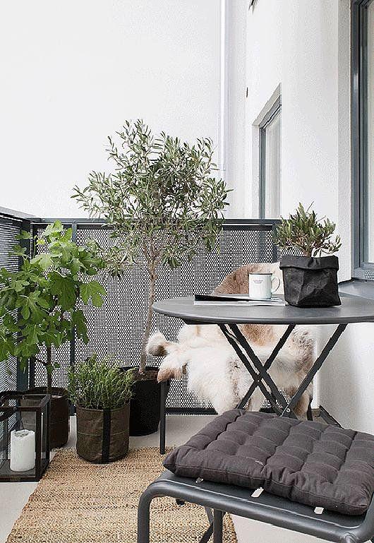 Die besten 25+ Terrasse Dekor Ideen auf Pinterest Balkon - balkonmobel design ideen optimale nutzung