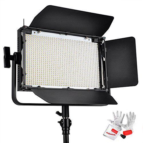 Tolifo 1040 led Video Lighting Kit Bi-Color High CRI Led Video Panel with 2.4G Wireless Remote Control
