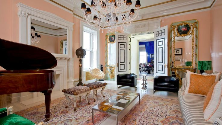 The legendary star of stage and screen may have once called this $10M apartment home.