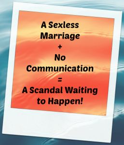 Is a sexless marriage worth dealing with a scandal?  As a Christian woman, you have the power to keep your husband from straying and you have the power to keep him coming home.  As I stated before in... To view more, go to: http://committedwife.com/a-sexless-marriage-the-doorway-to-adultery-even-in-a-christian-marriage/
