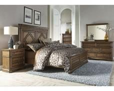 The Amelia Bedroom is traditional and classic, perfect for any design style.