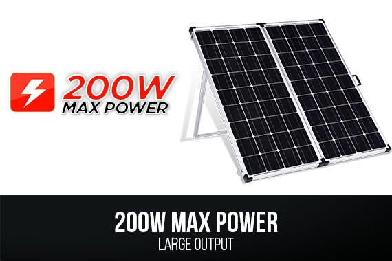 Maxray 160 Watts Monocrystalline Portable Folding Solar Panel Solar Panels Solar Panel Cost Solar Panels For Home