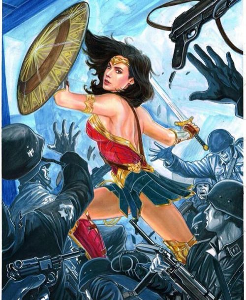 Warriors Of The Dawn Ver Online: 17 Best Images About Movie Art (Fan Based) Gal Gadot On