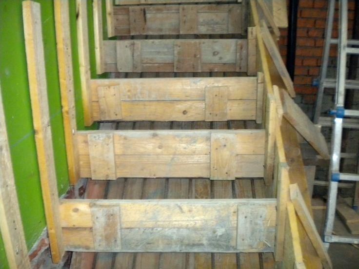 Costruire Una Scala In Cemento Armato | Scale esterne ...