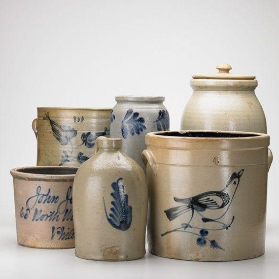 So love salt glazed pottery......