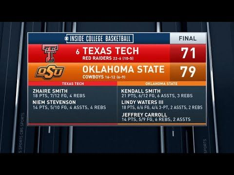 Inside College Basketball: Texas Tech at Oklahoma State