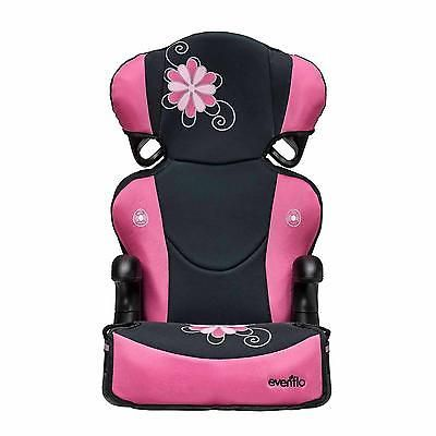 kid sport booster car seat high back toddler safety child removable noback new