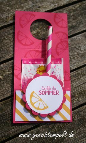 Flaschenanhänger, Anleitung, Ahoi Brause, Swaps OnStage, Meine Party, Alle meine Erinnerungen, Vollkommene Momente, Sommer