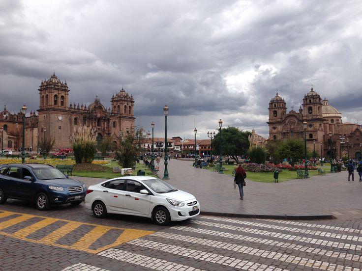 Cusco || Foto Anamaría Nieto