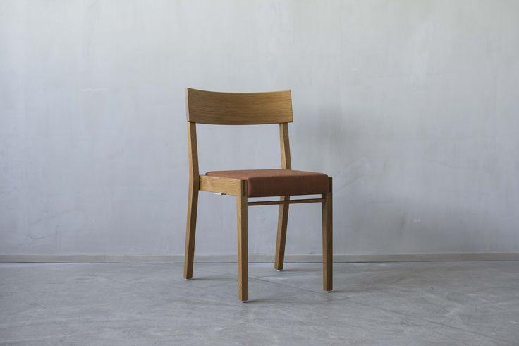 Rima chair. Design Jonas Olsson and Marcus Sjögerén for Möbelverket.