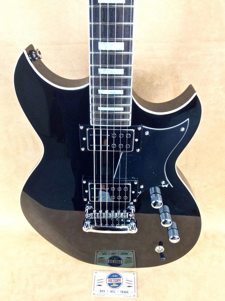 13 best reverend guitars images on pinterest guitars gun and guns reverend sensei ra polished midnight black with two tone premium guitar case victory guns asfbconference2016 Image collections