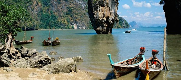 Tourist Attractions In Krabi