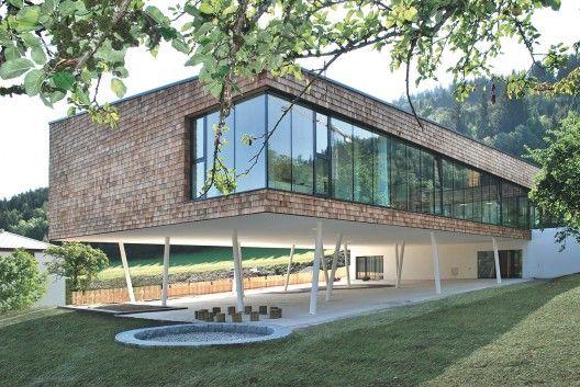Architects: Kreiner architektur Location: Haus im Ennstal, Austria Developer: röm. -kath. Pfarre Haus im Ennstal Planner: KREINERarchitektur ZT