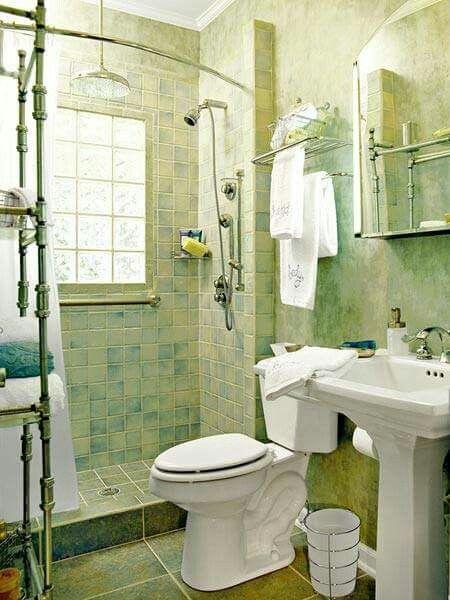 Best KC Bathrooms Images On Pinterest Mosaics Bathroom Ideas - Beach scene bathroom decor for bathroom decor ideas