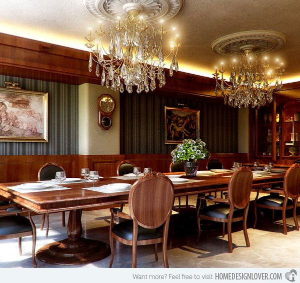 1000+ Ideas About Traditional Dining Rooms On Pinterest