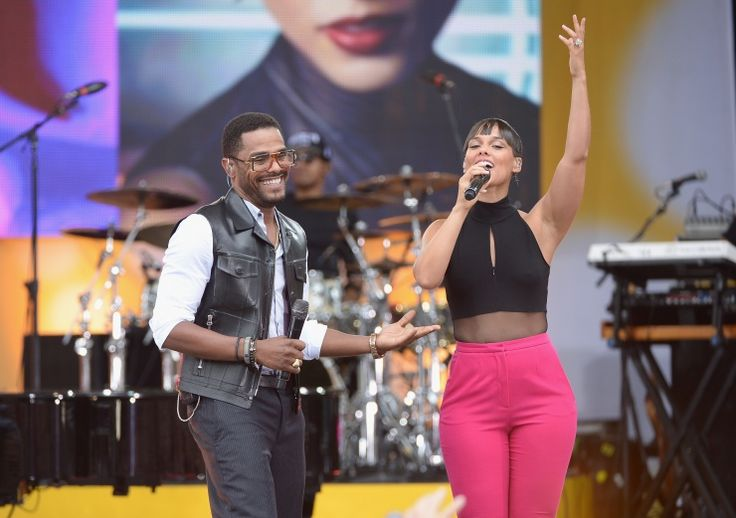 Maxwell And Alicia Keys | GRAMMY.comMaxwell Singing, Alicia Call, Alicia Keys, Keys Heat