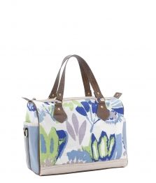 Spencer and Rutherford | Handbags | Luggage | Accessories | Sigrid Sweet Pea Bowler Bag 289 au