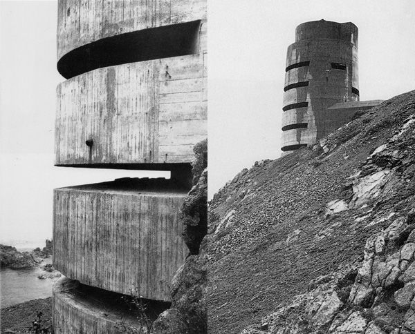 Bunker Archaeology by Paul Virilio