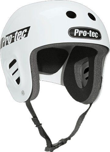 PRO-TEC Classic Full Cut Skate 2-Stage Liner White X-Large Skateboard Helmet by Pro-Tec. $39.98. Protect your head with this PRO-TEC skateboard helmet.