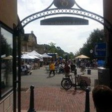 Out and about in my town South Orange Nj on http:.//thismornngswalk.com