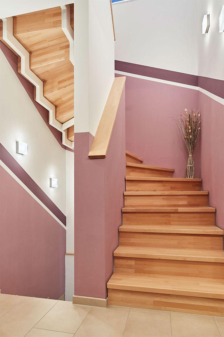 19 besten luxhaus treppen bilder auf pinterest treppen. Black Bedroom Furniture Sets. Home Design Ideas