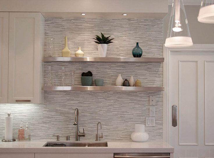 Floating Shelves 10 Freshome Favorites Modern Kitchen