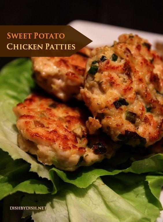 25+ best Sweet potato patties ideas on Pinterest | Sweet ...