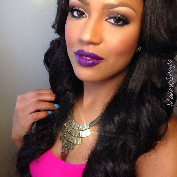 Brunette virgin lipstick — photo 3