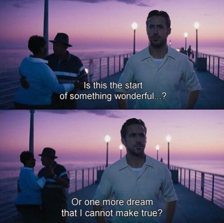 Or one more dream that I cannot make true?