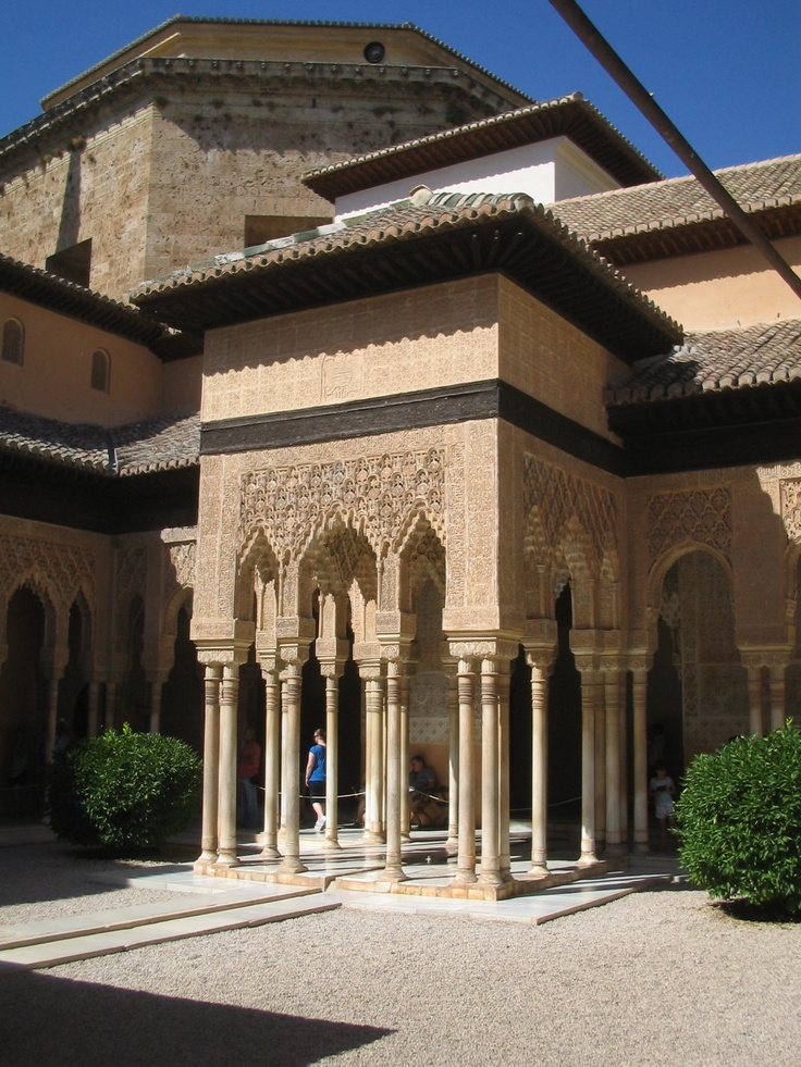 Alhambra palace in Granada, Spain | Art & Architcture ...