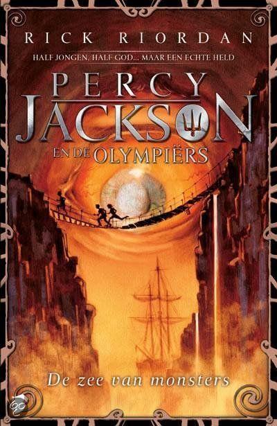 Rick Riordan - De zee van monsters (deel 2 van de olympiërs)