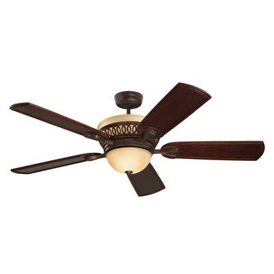 Emerson Electric Company CF440VNB Braddock 54-in Ceiling Fan | ATG Stores