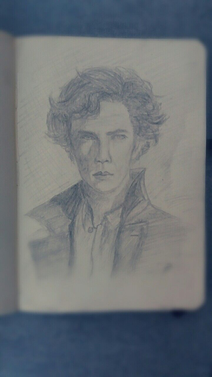 Another Sherlock Drawing