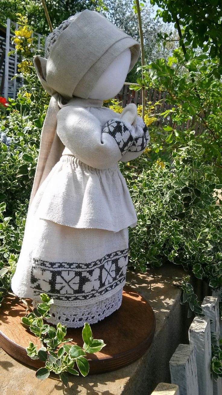 Ukrainian doll Motanka       Молитва за Украину