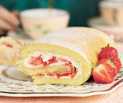 """Method Preheat oven to 200°C/400°F/Gas 6. Line a swiss roll tin 33cm x 23cm/13"""" x 9"""" with greaseproof paper. Put the egg whites into a large clean dry bowl, add a pinch of salt. Beat until mixture is stiff and…"""