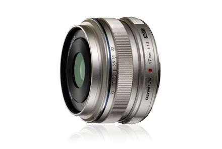Olympus - M.Zuiko Digital 17mm f1.8 Wide Prime