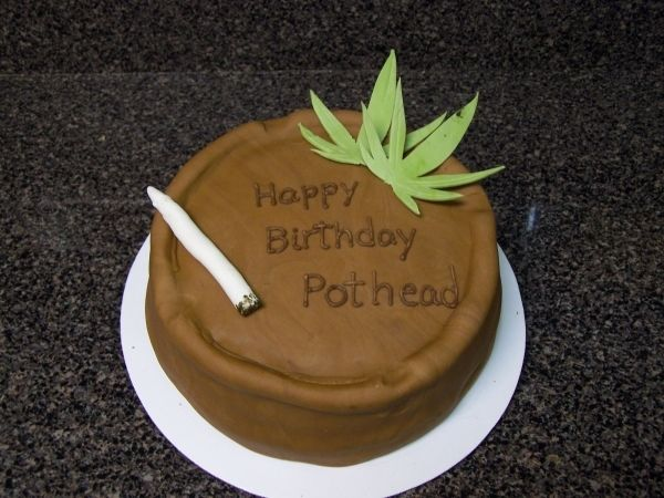 birthday cake kush cake pothead marijuana drugs are bad 1764