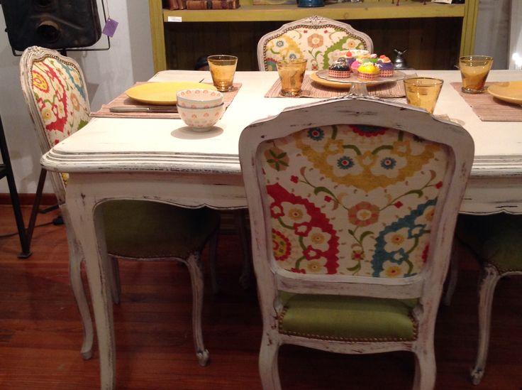 17 mejores ideas sobre sillas francesas en pinterest for Sillas antiguas tapizadas modernas