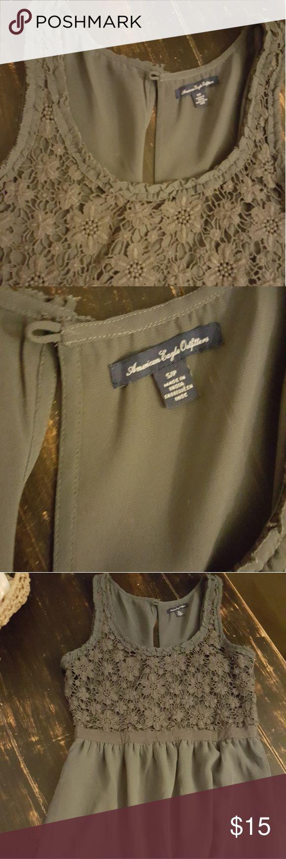 American eagle Gray American eagle dress American Eagle Outfitters Dresses Midi