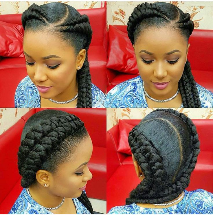 Hello Lovelies Good Looking Begin From Your Lovely Hairstyle Here Are Some Beautiful Ghana Weaving Styles