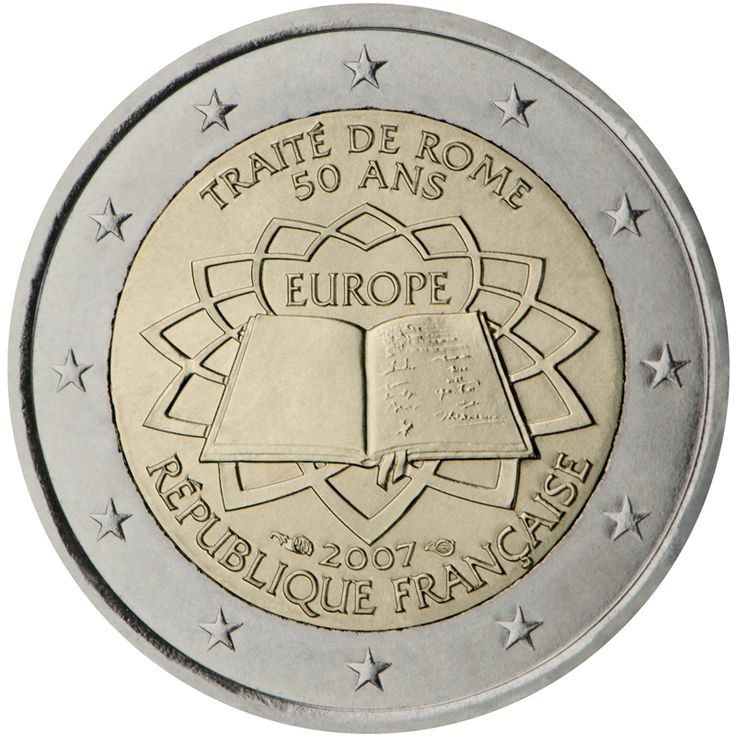 France - 50th anniversary of the Treaty of Rome