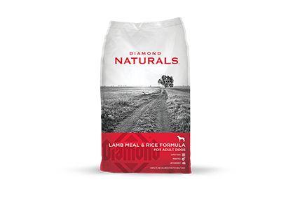 Who Makes Diamond Naturals Dog Food