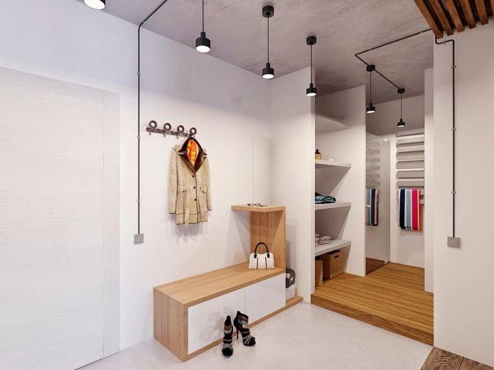 Невероятный дизайн-проект небольшой квартиры