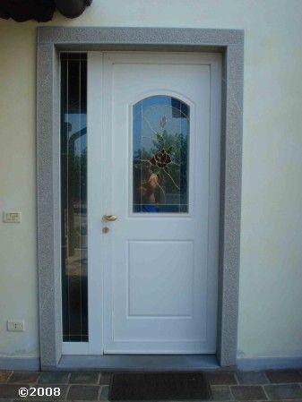 Oltre 25 fantastiche idee su porte esterne su pinterest porte anteriori rustiche porte d - Tende per porte esterne ...
